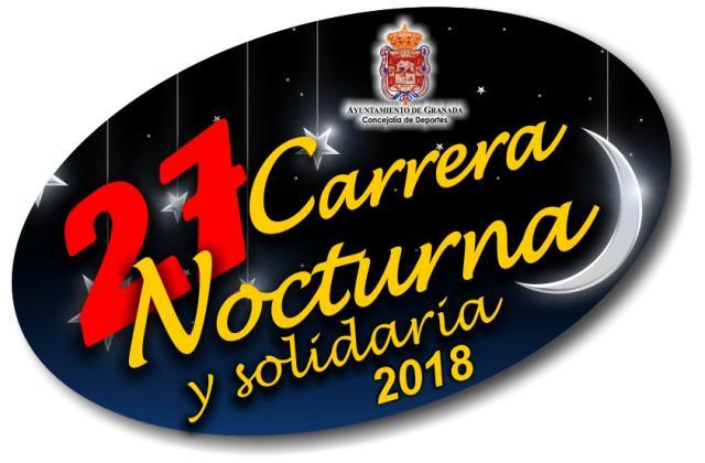 Carrera Nocturna Solidaria en Granada 2018