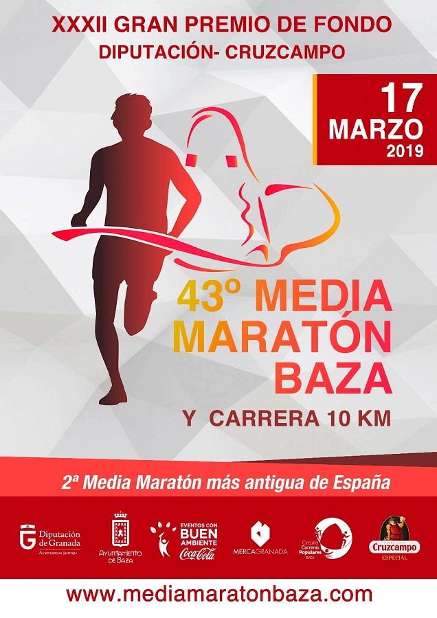 XLIII Media Maratón Ciudad de Baza