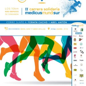 II Carrera Solidaria Medicus Mundi SUR 2