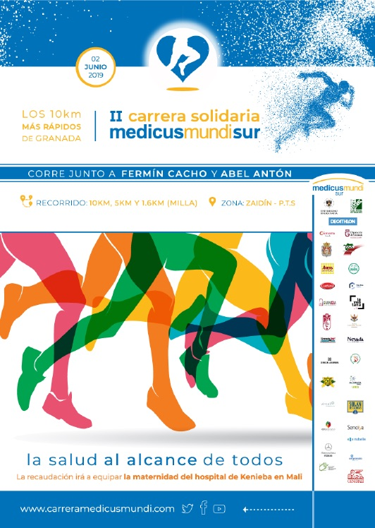 II Carrera Solidaria Medicus Mundi SUR 7