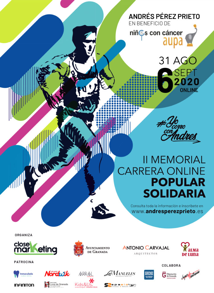 Cartel Carrera Memorial 2020