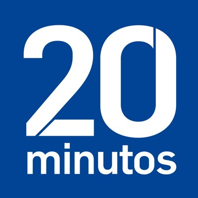Logo 20minutos