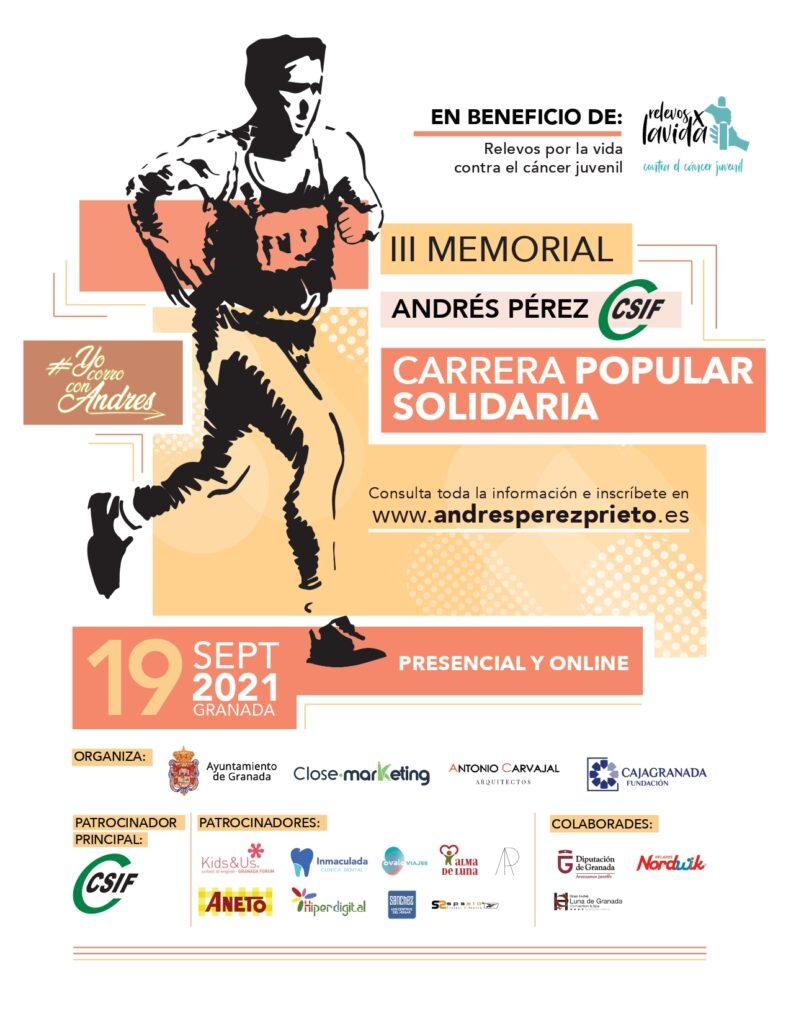 Cartel Iii Memorial Andres Perez Csif 2021 V6