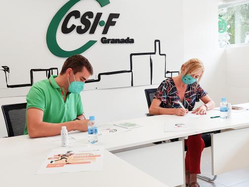 Firma Acuerdo Csif