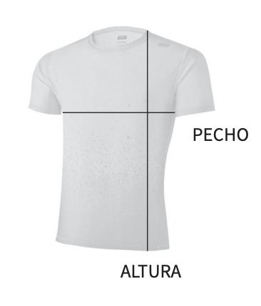 Imagen Camiseta Tallas